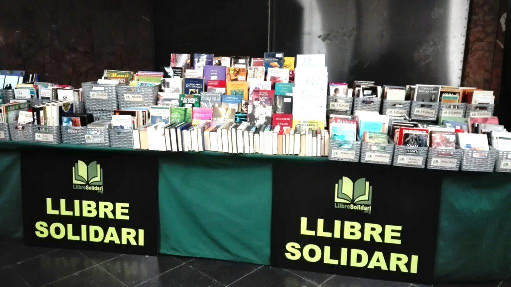 ¿ Y EL DINERO DE LIBROS SOLIDARIOS, ADÓNDE VA?
