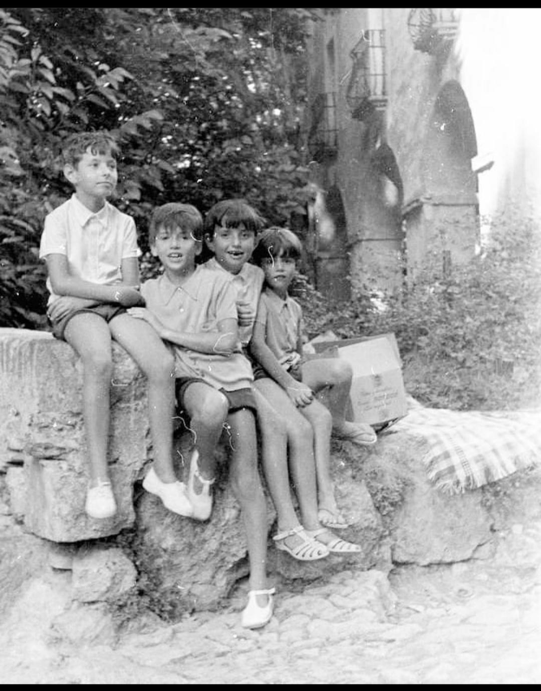 MEMORIAS DE UN ESCRITOR (4) : LOS LARGOS VERANOS DE LOS  60/70
